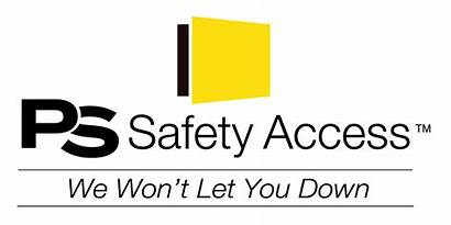 Ps Safety Access Industries Protection Fall Door