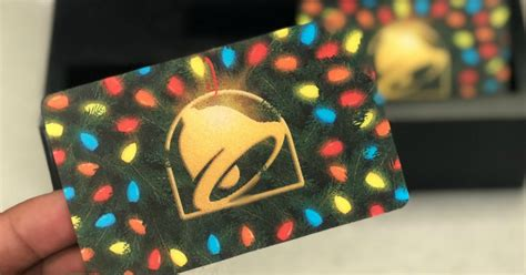 Maybe you would like to learn more about one of these? Buy $10 Taco Bell Gift Card = $5 Bonus Gift Card - Hip2Save