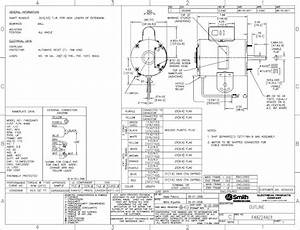 O Smith Motor Wiring Diagram