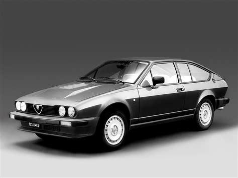 1980 Alfa Romeo by Alfa Romeo Gtv 6 2 5 116 1980 83 Concept Cars