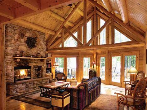 log homes interior designs updating a log cabin in maryland
