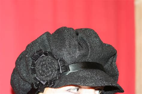 Auduma ziedi: Cepures