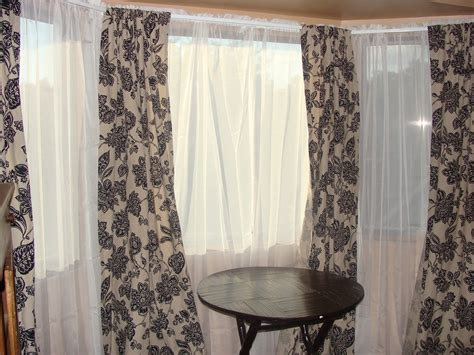 Curtain Ideas by 15 Best Collection Of Ready Made Curtains For Bay Windows