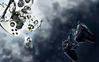 Xbox Control Ps3 Wallpapers Playstation Controller Games