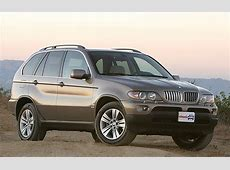 Used 2004 BMW X5 Pricing For Sale Edmunds