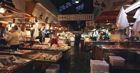 tokyo travel tsukiji fish market