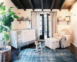une nursery charmante et moderne pour votre bebe 17 idees With chambre bébé design avec plante bach
