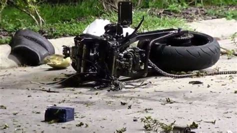 Fatal Motorcycle Accident In Tampa Florida Yesterday