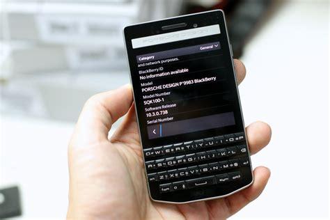 len porsche design đ 225 nh gi 225 chi tiết blackberry porsche design p 9983 chỉ