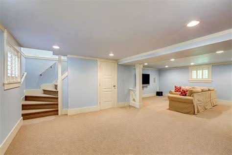 turn  basement   spare bedroom