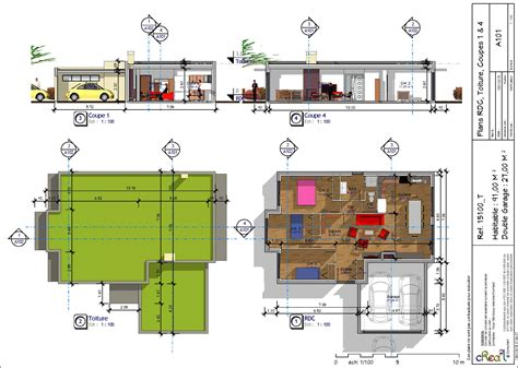 plan maison plain pied 3 chambres avec garage plan de maison plain pied moderne avec garage avie home