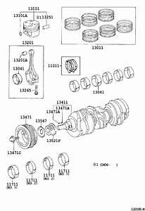 Lexus Es 330 Guide  Timing Belt  Timing Belt  No  2