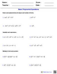 Algebra 2 Worksheets Algebra 2 Worksheets Dynamically Created Algebra 2 Worksheets