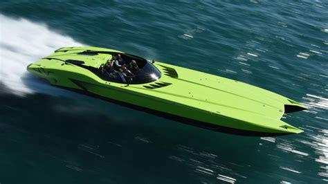 Lamborghini And Boat by Lamborghini Aventador Veloce Is A One