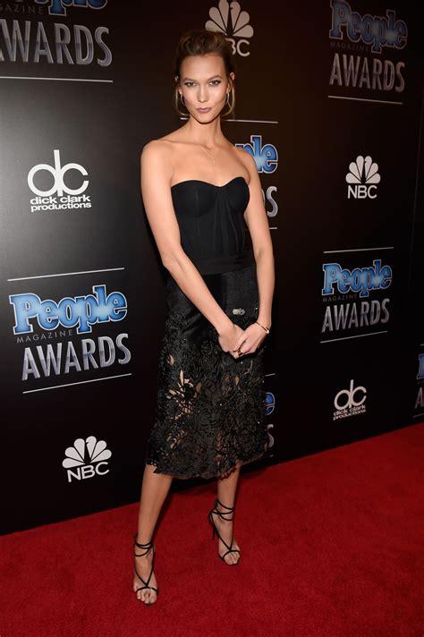 Karlie Kloss People Magazine Awards Beverly Hills