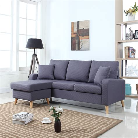 small sectional loveseat traditional small space blue velvet sectional sofa with