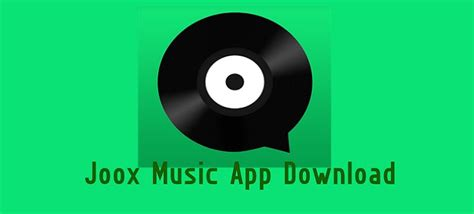 Download Joox Music Apk For Android Os 2017