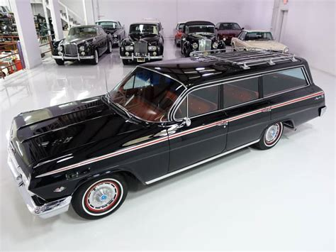 chevrolet impala station wagon daniel schmitt company