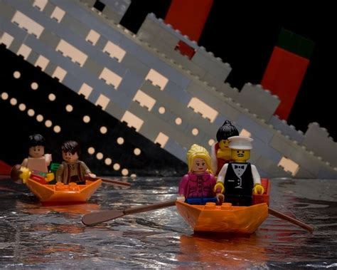 Lego Sinking Ship by 25 Best Ideas About Lego Titanic On Lego
