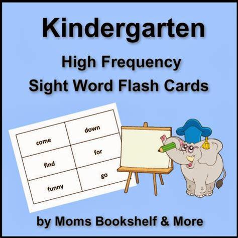 site words for preschoolers flashcards kindergarten sight word flash cards minnesota miranda 633
