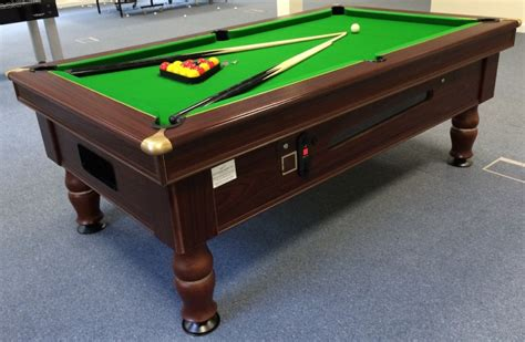 second hand snooker table for sale excel mayfair reconditioned pub pool table