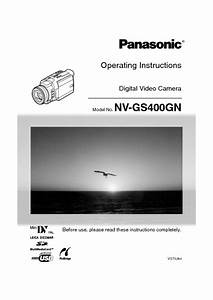 Nv-gs400gn Manuals