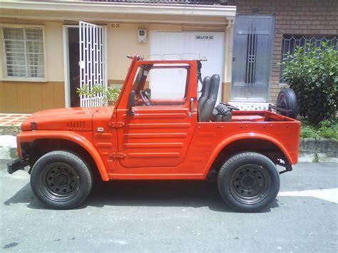 Suzuki Jeep 1980 by 1980 Suzuki Lj Series Pictures Cargurus