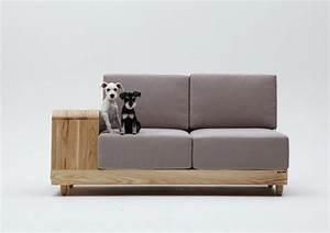 Sofa Pour Chien : sofa de design extraordinaire qui est con u aussi pour votre chien ~ Teatrodelosmanantiales.com Idées de Décoration