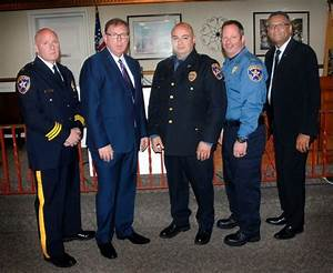 Union County Sheriff's Officer Promoted to Sergeant ...