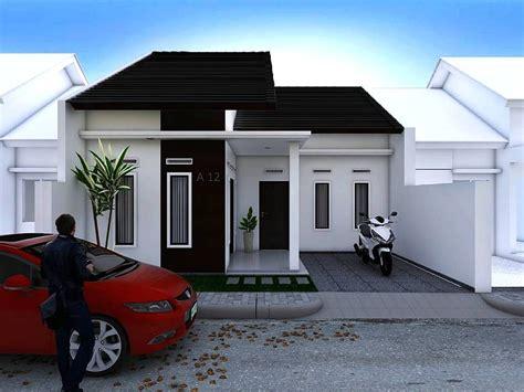 model rumah minimalis sederhana  lantai terbaru desain