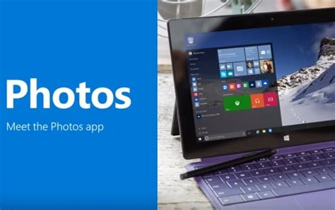 photos windows 10 windows 10 photos app update adds ai mixed reality support