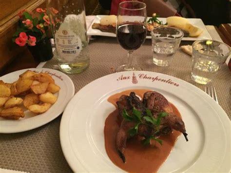 tres cuisine cuisine française bonne et sans quot chichis quot le chef et le