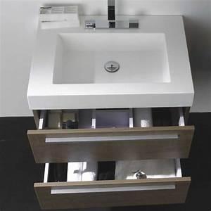 fixer meuble salle de bain suspendu sur placo obasinccom With salle de bain design avec décoration pour un 50e anniversaire de mariage