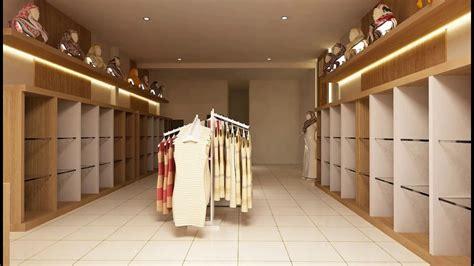 desain interior toko minimalis malang youtube