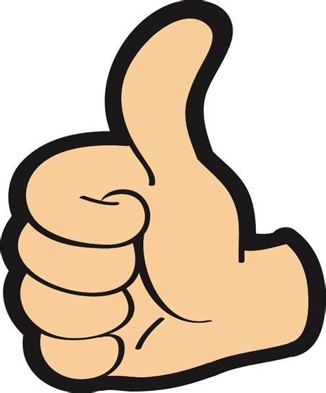 Thumbs Clipart Clipart Thumbs Up
