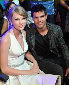 Full Sized Photo of taylor swift taylor lautner teen ...