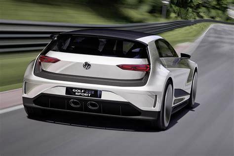 siege golf gti vw golf gte sport concept une hybride de 400 ch