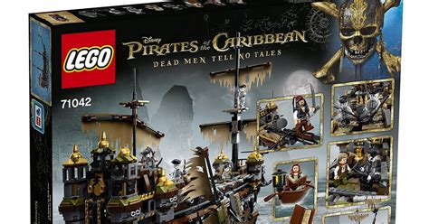 Lego Pirates Of The Caribbean Silent Mary Set 8.69