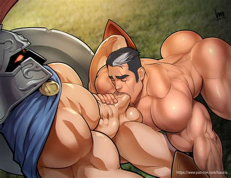 read [collection] league of legends [bara] hentai online