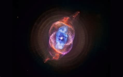Cat's Eye Nebula Wallpaper - WallpaperSafari