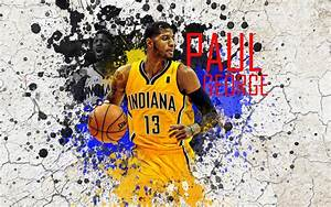 Paul George iPhone Wallpaper - WallpaperSafari