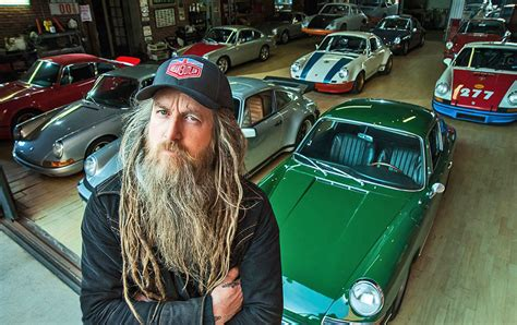 magnus walker magnus walker does it his way gargling gas