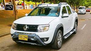 2016 Renault  Dacia Duster Oroch In Colombia Exterior