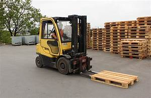 How To Drive A Forklift  9 Steps  With Pictures