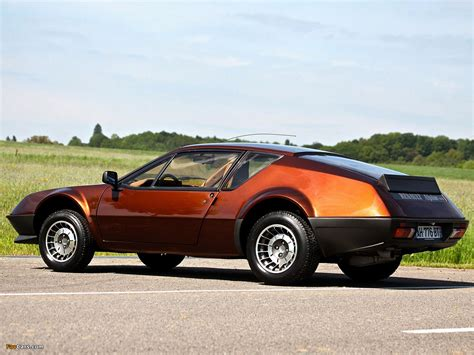 Renault Alpine A310 V6 (1981–1985) pictures (1280x960)