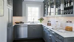 la cuisine grise plutot oui ou plutot non With modele de petite cuisine