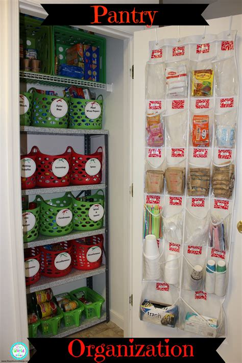 kitchen organization storage ria s world of ideas pantry organization part one 2366