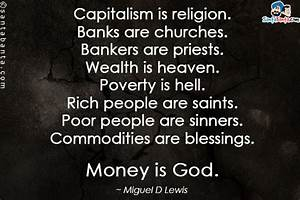Quotes Poverty And Religion Quotes