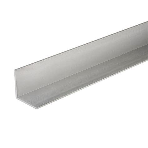 Everbilt 138 In X 36 In Zinc Steel Punched Flat Bar