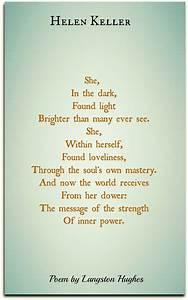 Langston, Hughes, Poems